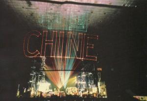 Les Concerts en Chine 1981 (Shanghai, Pékin)