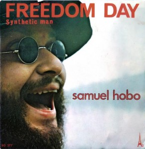 "Portada del single ""Freedom Day"""